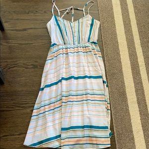 LC Summer Dress. Adjustable straps!